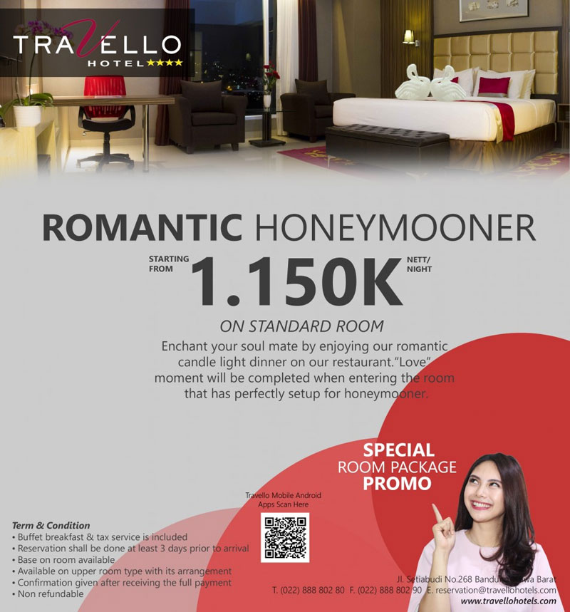 Romantic Honeymooner